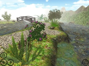 A Rejuvenating Walk in a Japanese Garden – on Your iPad!