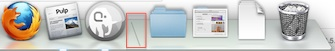 mac os x mountain lion dock