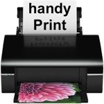 handyPrint - print from ipad to any printer