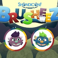 ipad app kids- Brusheez