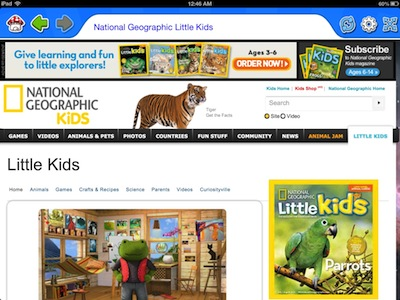 10 Kid-Friendly Browsers for the iPad